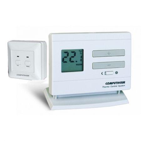 Termostat de ambient Computherm Q3 RF, comanda wireless, neprogramabil