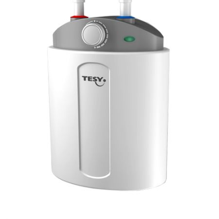 Boiler electric Tesy Compact Line GCU 0615 RC, 1500 W, 6 l, 0.75 Mpa, 12 mm, montaj sub chiuveta