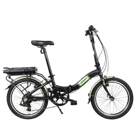 Review Pegas Camping Dinamic – bicicleta electrica cu autonomia de 40 km