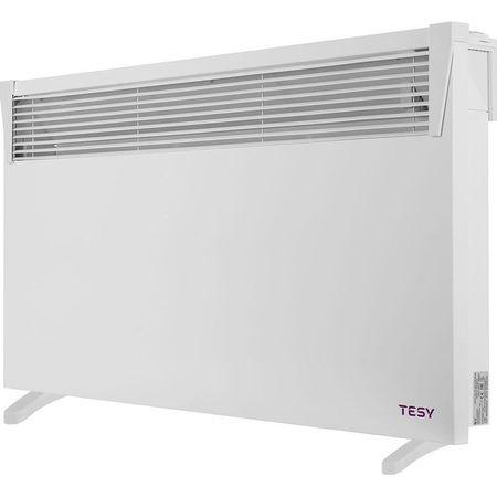 Convector de podea TESY HEATECO CN03050MISF, 500 W, Control mecanic, IP 24, ERP 2018