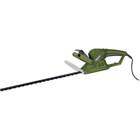 Trimmer electric pentru tuns gard viu Heinner, 600W, 1500 curse/min, 51 cm