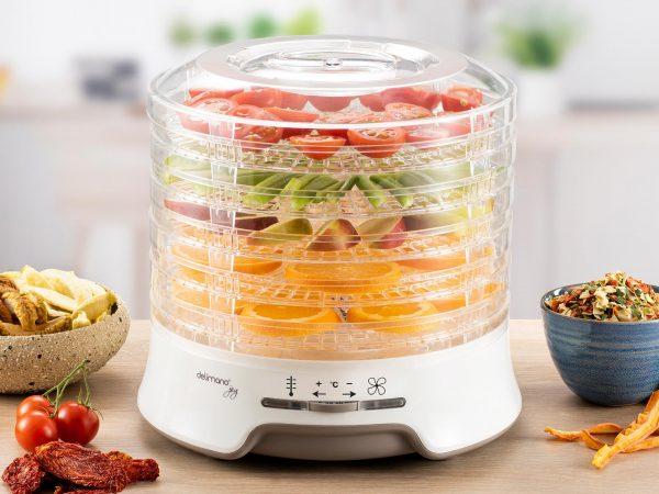 Review pe scurt: Deshidrator Alimentar Joy Delimano