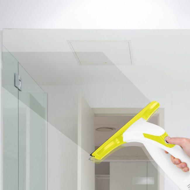 Aparat de spălat geamuri, cu funcție de aspirare, Kinzo Window Cleaner : Review si Pareri pertinente